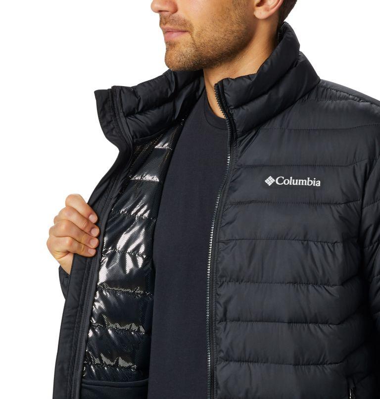 Manteau Powder Lite pour homme – Grandes tailles Manteau Powder Lite pour homme – Grandes tailles, a3