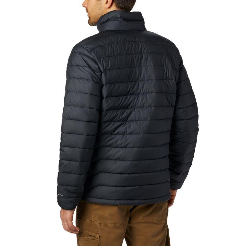 Manteau Powder Lite pour homme – Grandes tailles Manteau Powder Lite pour homme – Grandes tailles, back