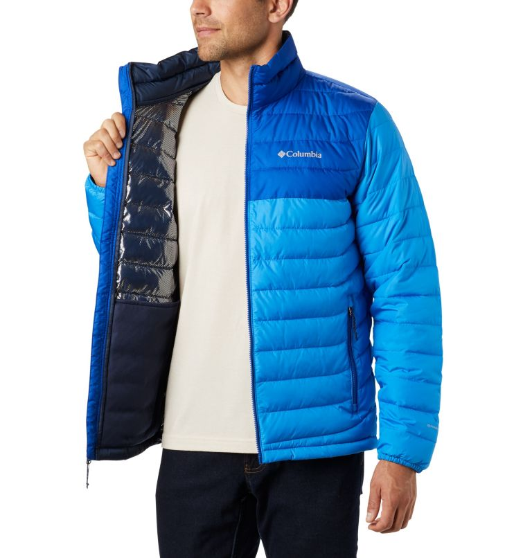 Men's Powder Lite™ Jacket – Tall Men's Powder Lite™ Jacket – Tall, a3