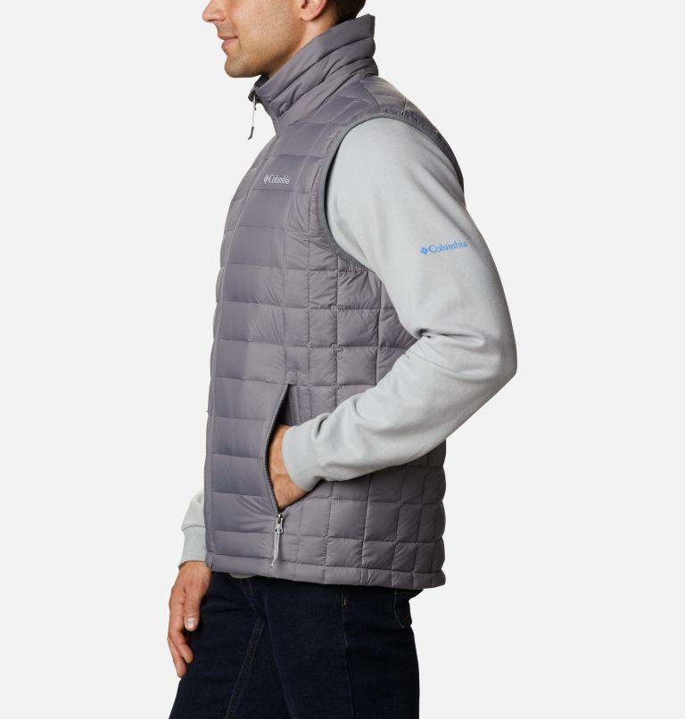 Voodoo Falls™ 590 TurboDown™ Vest | 023 | XL Men's Voodoo Falls™ 590 TurboDown™ Vest, City Grey, a1