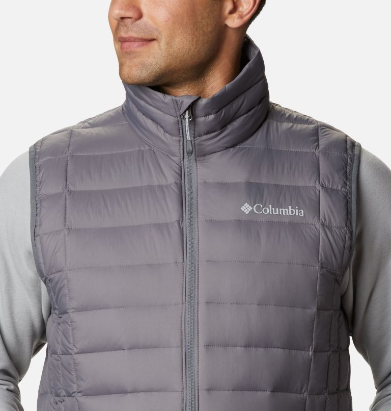 Voodoo Falls™ 590 TurboDown™ Vest | 023 | XL Men's Voodoo Falls™ 590 TurboDown™ Vest, City Grey, a2