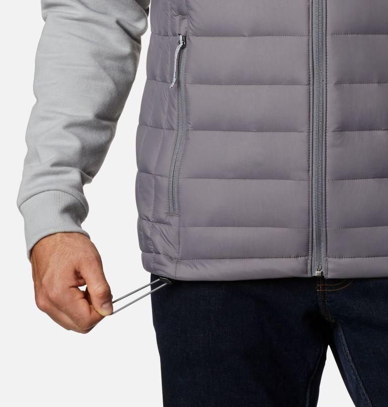Voodoo Falls™ 590 TurboDown™ Vest | 023 | XL Men's Voodoo Falls™ 590 TurboDown™ Vest, City Grey, a4