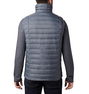 Men's Voodoo Falls™ 590 TurboDown™ Vest Voodoo Falls™ 590 TurboDown™ V | 319 | L, Graphite, back