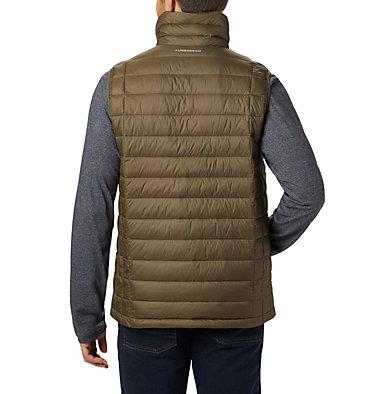 Men's Voodoo Falls™ 590 TurboDown™ Vest Voodoo Falls™ 590 TurboDown™ V | 319 | L, Olive Green, back