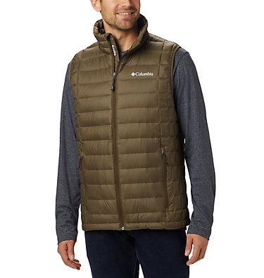 Men's Voodoo Falls™ 590 TurboDown™ Vest Voodoo Falls™ 590 TurboDown™ Vest   023   M, Olive Green, front