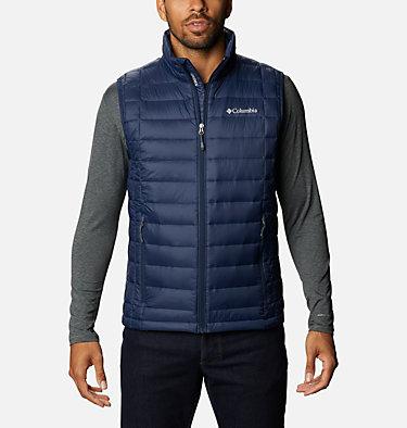 Men's Voodoo Falls™ 590 TurboDown™ Vest Voodoo Falls™ 590 TurboDown™ Vest | 023 | M, Collegiate Navy, front