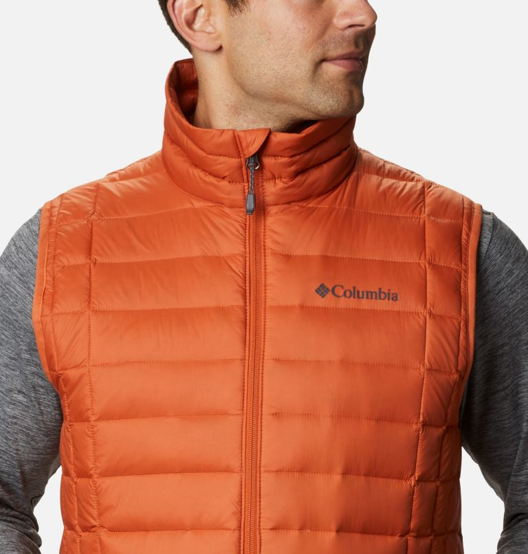 Voodoo Falls™ 590 TurboDown™ Vest | 820 | XL Men's Voodoo Falls™ 590 TurboDown™ Vest, Harvester, a2