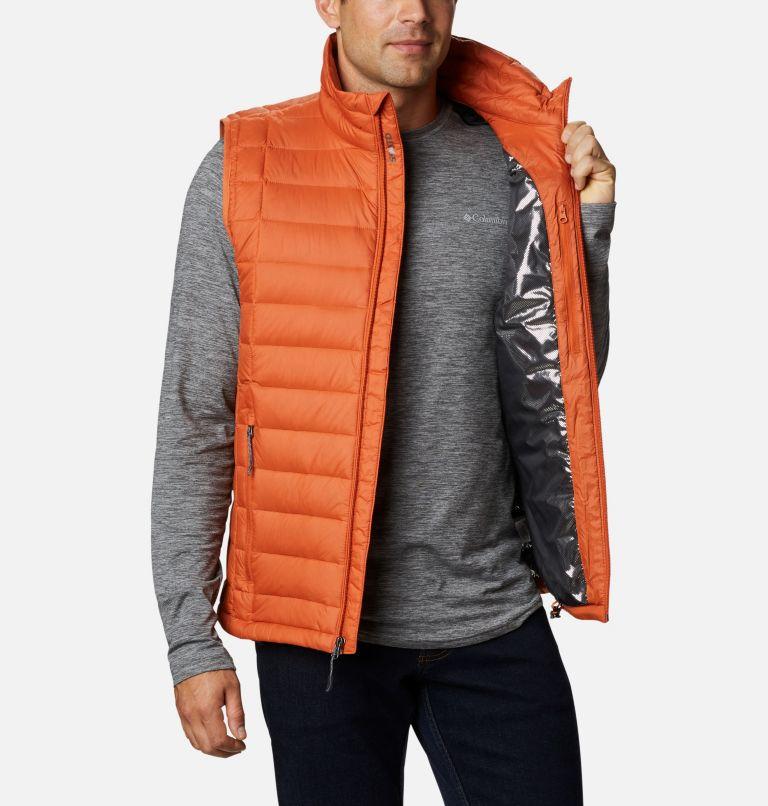Voodoo Falls™ 590 TurboDown™ Vest | 820 | XL Men's Voodoo Falls™ 590 TurboDown™ Vest, Harvester, a3
