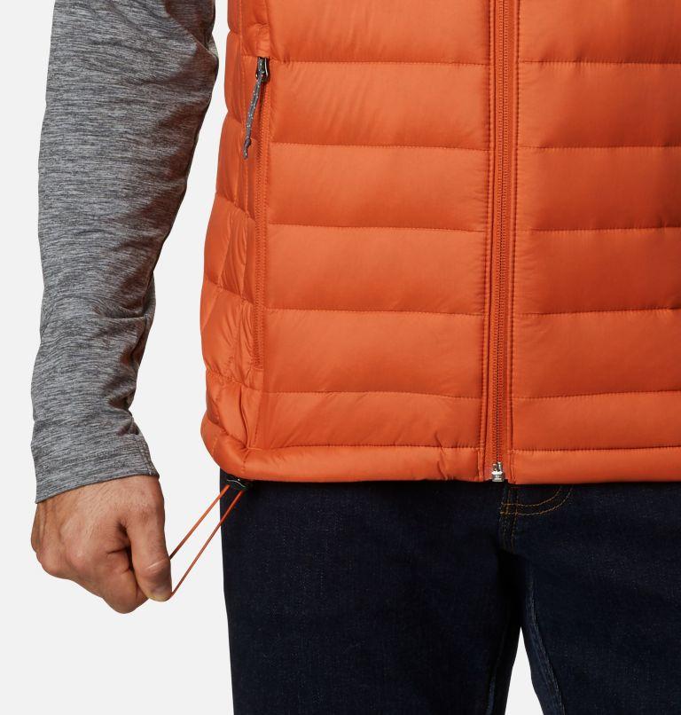 Voodoo Falls™ 590 TurboDown™ Vest | 820 | L Men's Voodoo Falls™ 590 TurboDown™ Vest, Harvester, a4
