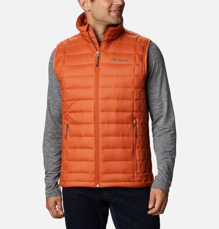 Voodoo Falls™ 590 TurboDown™ Vest | 820 | XL Men's Voodoo Falls™ 590 TurboDown™ Vest, Harvester, front