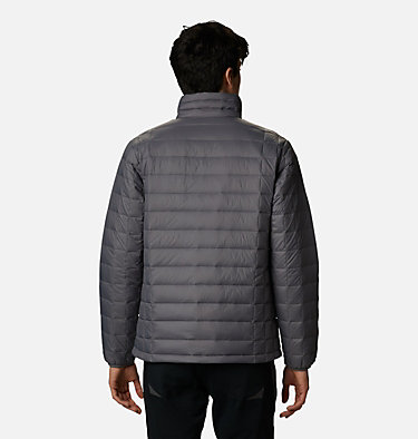 Manteau Voodoo Falls 590 TurboDown™ pour homme Voodoo Falls™ 590 TurboDown™ Jacket | 023 | XXL, City Grey, back