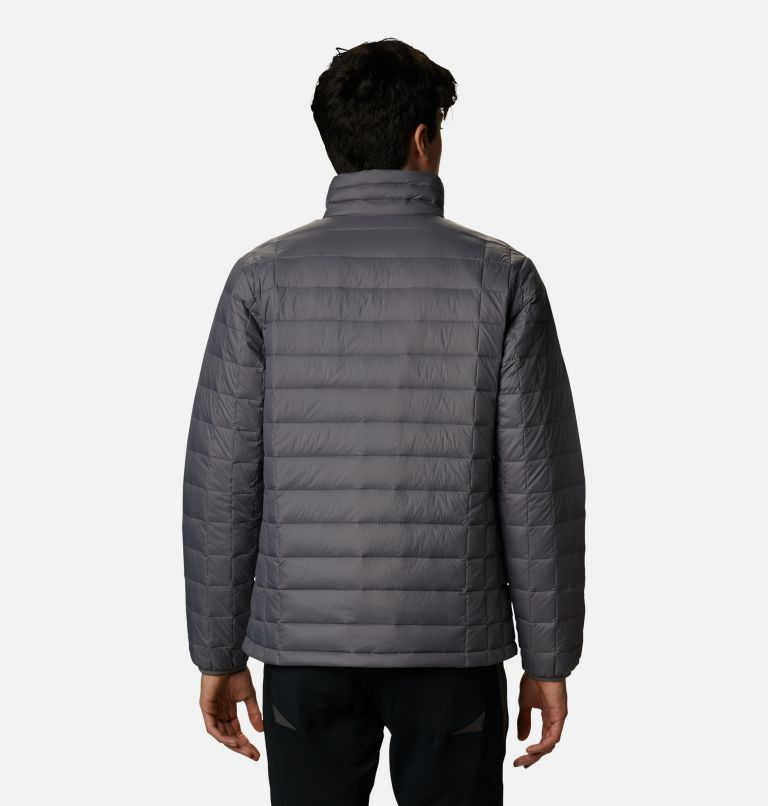 Voodoo Falls™ 590 TurboDown™ Jacket | 023 | S Men's Voodoo Falls 590 TurboDown™ Jacket, City Grey, back