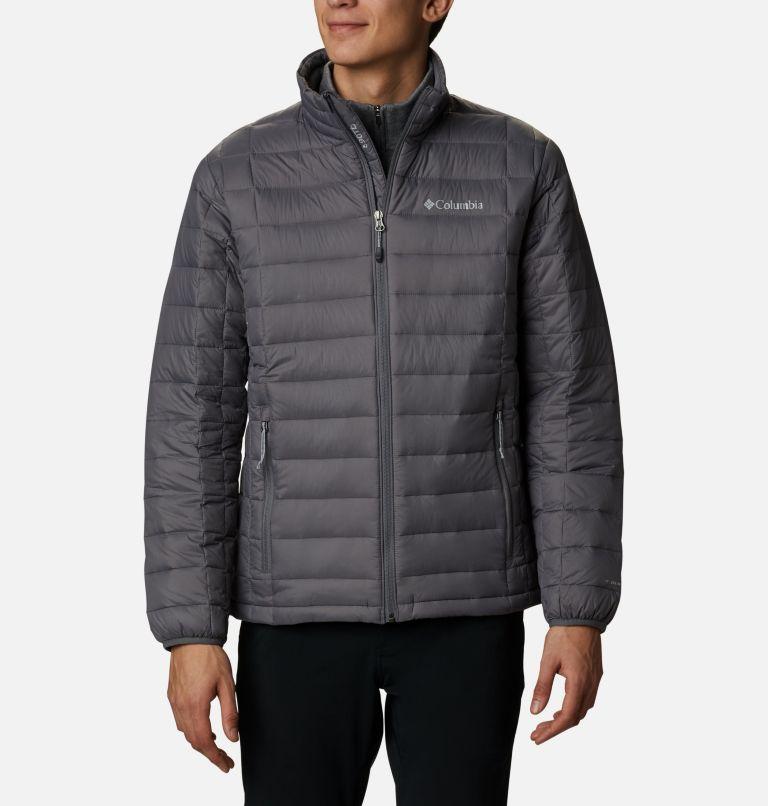 Voodoo Falls™ 590 TurboDown™ Jacket | 023 | S Men's Voodoo Falls 590 TurboDown™ Jacket, City Grey, front