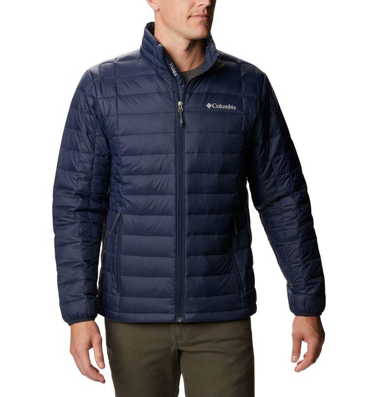Voodoo Falls™ 590 TurboDown™ Jacket | 464 | LT Men's Voodoo Falls 590 TurboDown™ Jacket - Tall, Collegiate Navy, front