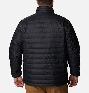 Men's Voodoo Falls 590 TurboDown™ Jacket - Big Voodoo Falls™ 590 TurboDown™ J | 478 | 1X, Black, back