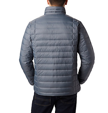 Men's Voodoo Falls 590 TurboDown™ Jacket - Big Voodoo Falls™ 590 TurboDown™ J | 478 | 1X, Graphite, back