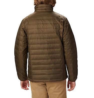 Men's Voodoo Falls 590 TurboDown™ Jacket - Big Voodoo Falls™ 590 TurboDown™ J | 494 | 3X, Olive Green, back