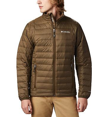 Men's Voodoo Falls 590 TurboDown™ Jacket - Big Voodoo Falls™ 590 TurboDown™ J | 494 | 3X, Olive Green, front