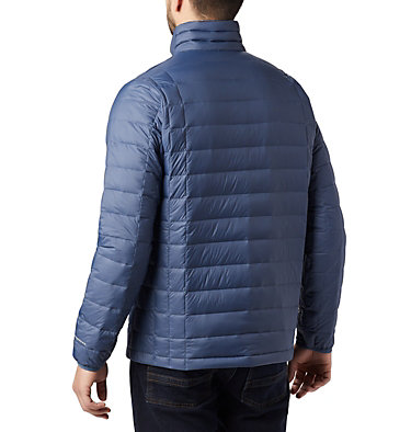 Men's Voodoo Falls 590 TurboDown™ Jacket - Big Voodoo Falls™ 590 TurboDown™ J | 478 | 1X, Dark Mountain, back