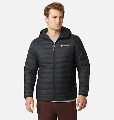 Men's Voodoo Falls™ 590 TurboDown™ Hooded Puffer Jacket Voodoo Falls™ 590 TurboDown™ Hooded Jkt | 820 | L, Black, front