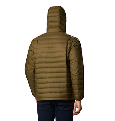 Men's Voodoo Falls™ 590 TurboDown™ Hooded Puffer Jacket Voodoo Falls™ 590 TurboDown™ Hooded Jkt | 820 | L, New Olive, back