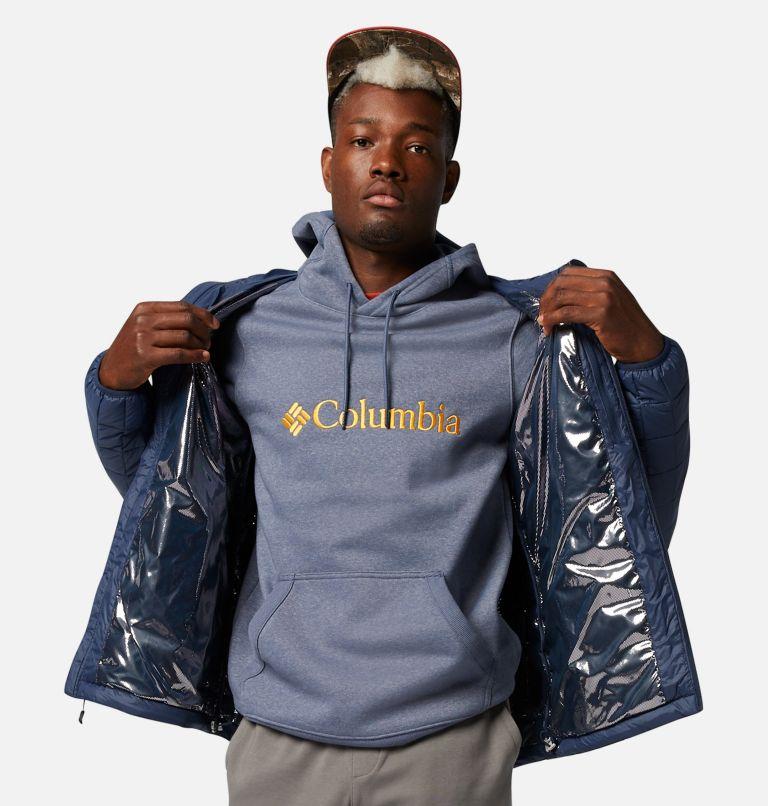 Voodoo Falls™ 590 TurboDown™ Hooded Jkt | 466 | XL Men's Voodoo Falls™ 590 TurboDown™ Hooded Puffer Jacket, Collegiate Navy, a3