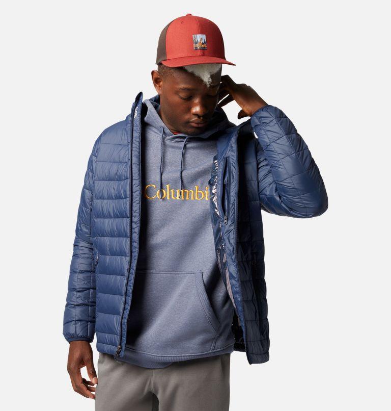 Voodoo Falls™ 590 TurboDown™ Hooded Jkt | 466 | XL Men's Voodoo Falls™ 590 TurboDown™ Hooded Puffer Jacket, Collegiate Navy, a4