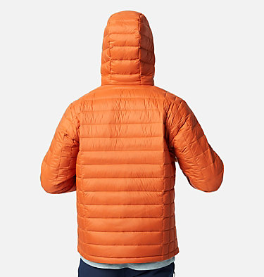 Men's Voodoo Falls™ 590 TurboDown™ Hooded Puffer Jacket Voodoo Falls™ 590 TurboDown™ Hooded Jkt | 820 | L, Harvester, back