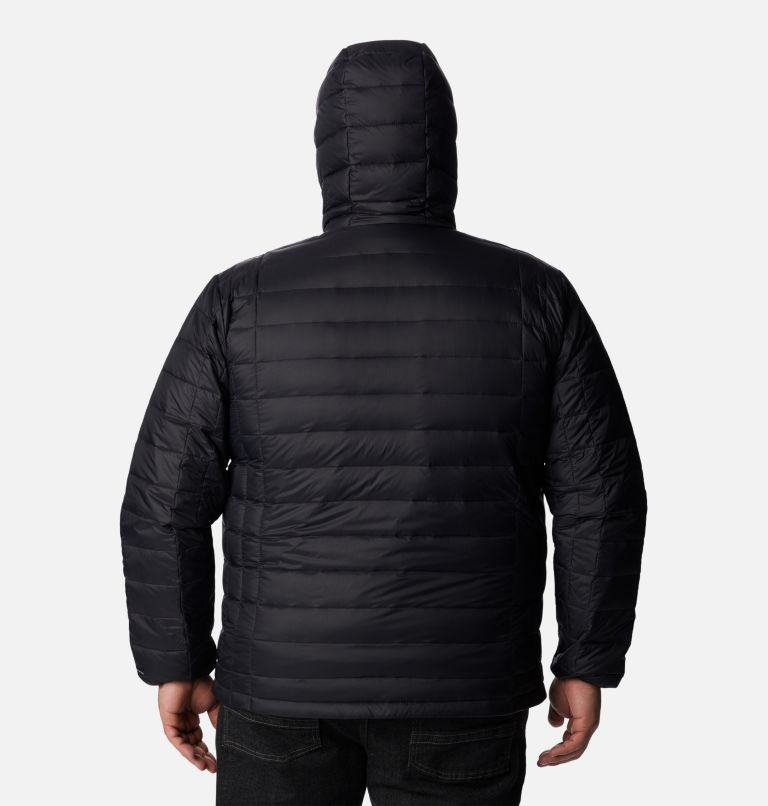 Men's Voodoo Falls 590 TurboDown™ Hooded Jacket - Big Men's Voodoo Falls 590 TurboDown™ Hooded Jacket - Big, back