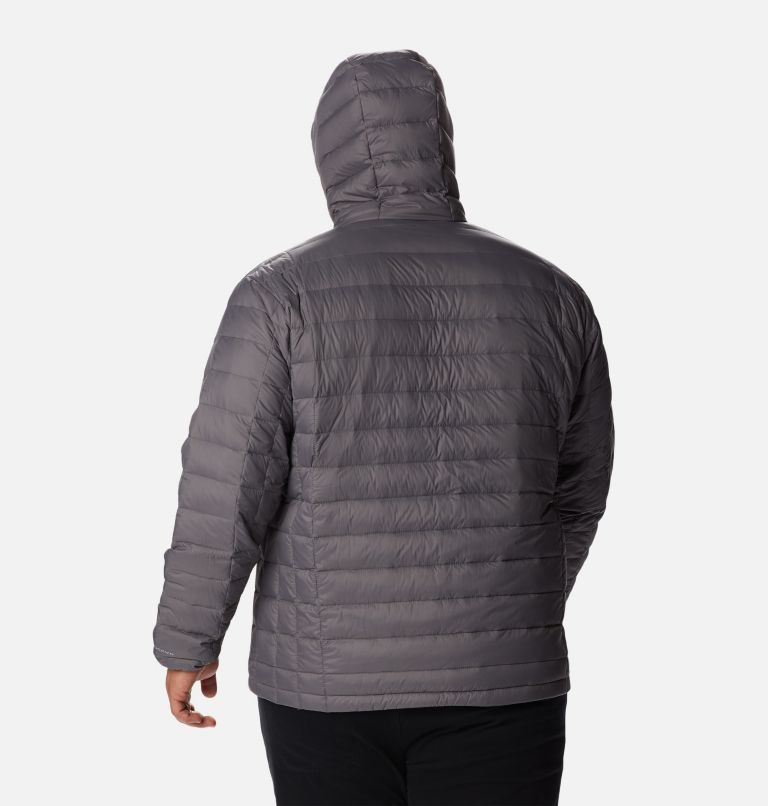 Voodoo Falls™ 590 TurboDown™ Hooded Jkt | 023 | 2X Men's Voodoo Falls 590 TurboDown™ Hooded Jacket - Big, City Grey, back