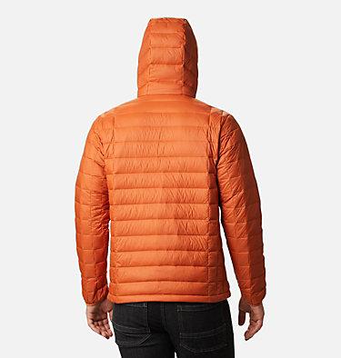 Men's Voodoo Falls 590 TurboDown™ Hooded Jacket - Big Voodoo Falls™ 590 TurboDown™ Hooded Jkt | 820 | 3X, Harvester, back