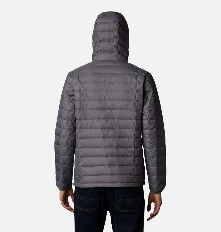 Voodoo Falls™ 590 TurboDown™ Hooded Jkt   023   3XT Men's Voodoo Falls 590 TurboDown™ Hooded Jacket - Tall, City Grey, back
