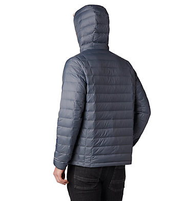 Men's Voodoo Falls 590 TurboDown™ Hooded Jacket - Tall Voodoo Falls™ 590 TurboDown™ H | 437 | 2XT, Graphite, back