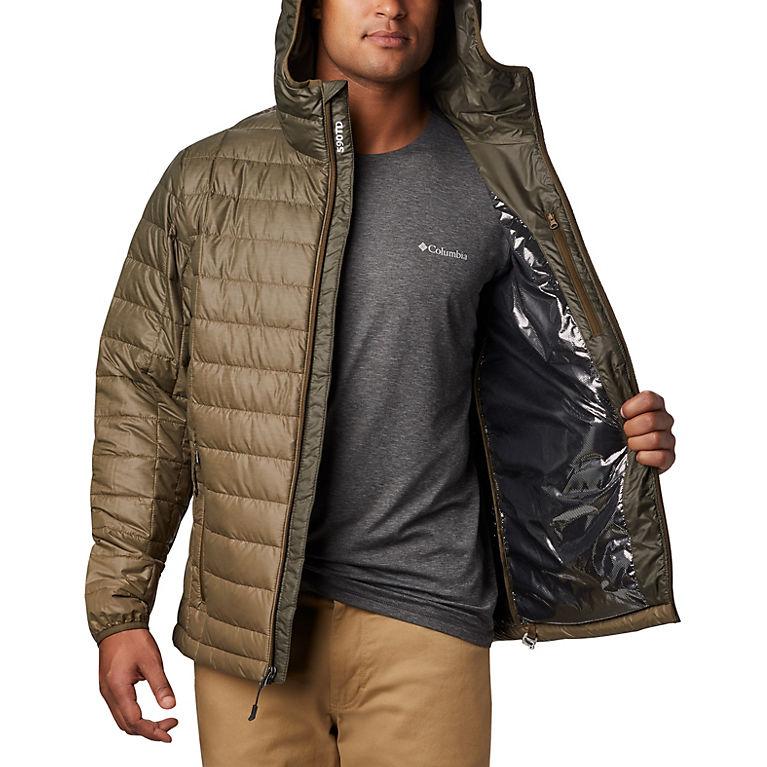 Men's Voodoo Falls 590 TurboDown™ Hooded Jacket Tall