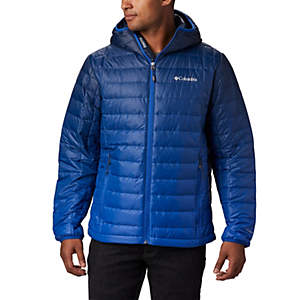 Men's Voodoo Falls 590 TurboDown™ Hooded Jacket - Tall