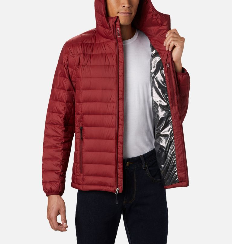 Men's Voodoo Falls 590 TurboDown™ Hooded Jacket - Tall Men's Voodoo Falls 590 TurboDown™ Hooded Jacket - Tall, a4