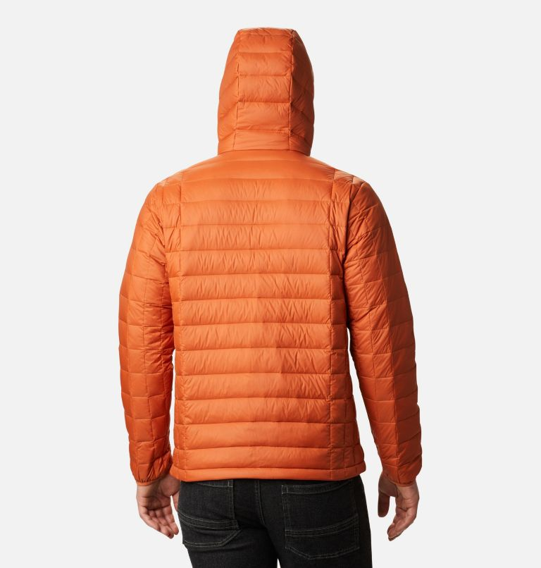Voodoo Falls™ 590 TurboDown™ Hooded Jkt | 820 | 3XT Men's Voodoo Falls 590 TurboDown™ Hooded Jacket - Tall, Harvester, back
