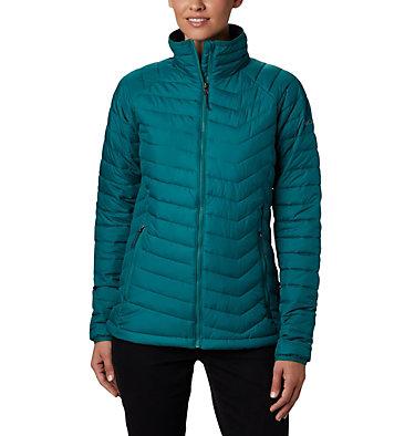 Women's Powder Lite™ Jacket Powder Lite™ Jacket   618   M, Waterfall, front