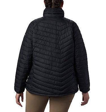 Women's Powder Lite™ Jacket - Plus Size Powder Lite™ Jacket | 472 | 2X, Black, back