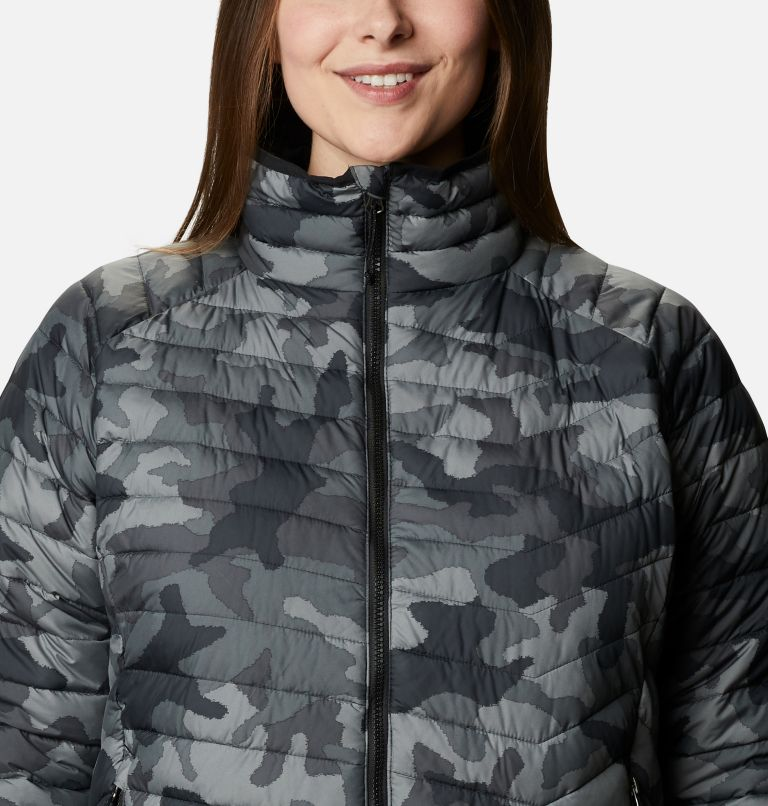 Women's Powder Lite™ Jacket - Plus Size Women's Powder Lite™ Jacket - Plus Size, a2