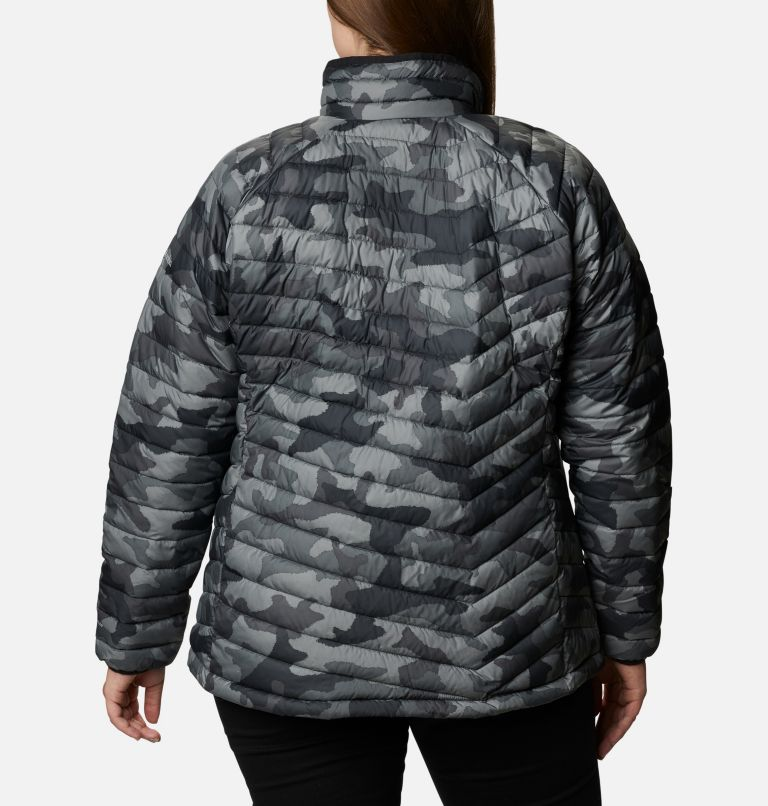 Women's Powder Lite™ Jacket - Plus Size Women's Powder Lite™ Jacket - Plus Size, back