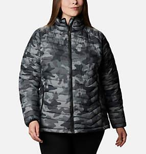 Manteau Powder Lite™ pour femme - Grandes tailles