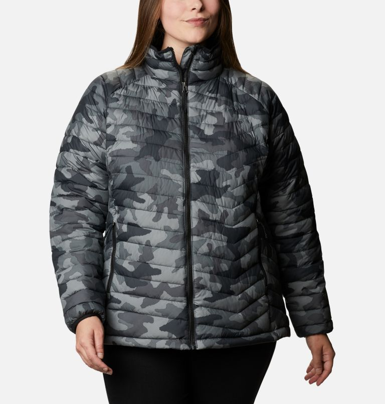 Women's Powder Lite™ Jacket - Plus Size Women's Powder Lite™ Jacket - Plus Size, front