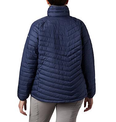 Women's Powder Lite™ Jacket - Plus Size Powder Lite™ Jacket | 472 | 2X, Nocturnal, back