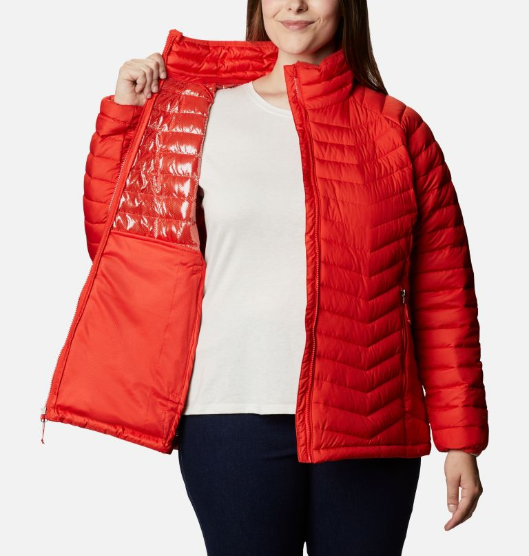 Women's Powder Lite™ Jacket - Plus Size Women's Powder Lite™ Jacket - Plus Size, a3