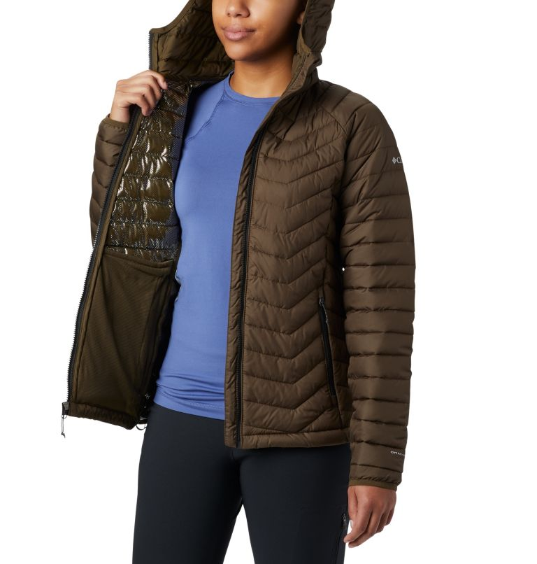 Women's Powder Lite™ Hooded Jacket Women's Powder Lite™ Hooded Jacket, a3