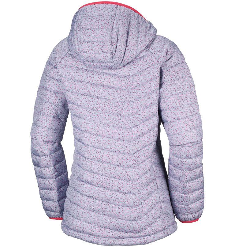 Women's Powder Lite™ Hooded Jacket Women's Powder Lite™ Hooded Jacket, back