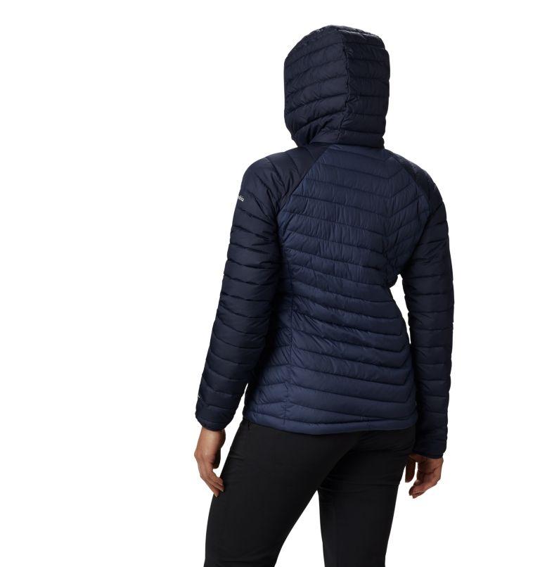 Powder Lite™ Hooded Jacket | 470 | XL Doudoune à Capuche Powder Lite™ Femme, Nocturnal, Dark Nocturnal, back