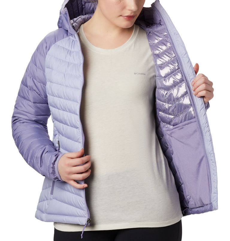 Women's Powder Lite™ Hooded Jacket Women's Powder Lite™ Hooded Jacket, a2