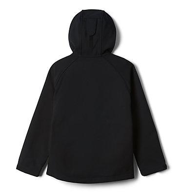 Youth Cascade Ridge™ Softshell Jacket Cascade Ridge™ Softshell | 010 | S, Black, back